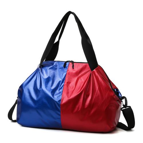 New design light weight waterproof colorful travel duffel bag