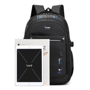 best sell backpack men reflective bag strong oxford smart anti-theft backpack laptop school