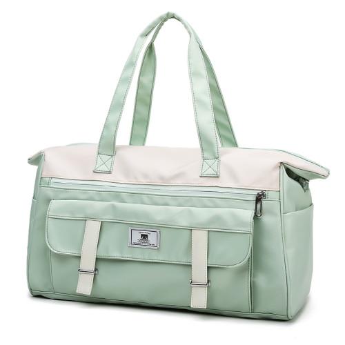 Wholesale hot sale high quality big capacity shoulder gym duffel waterproof bag