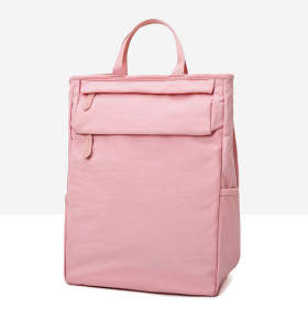 Custom multi-function large capacity travel fashion mommy baby bag diaper bag backpack