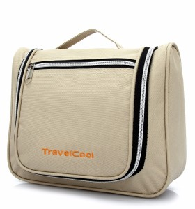 Eco-friendly toiletry wash bag waterproof travel cosmetic bags Diaper bag