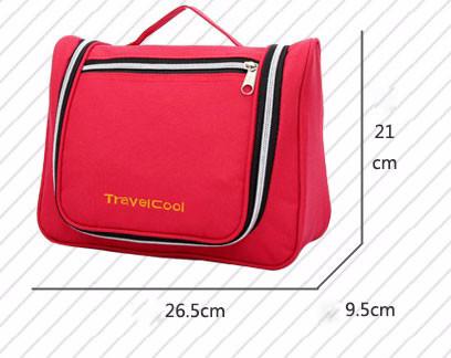 Eco-friendly toiletry wash bag waterproof travel cosmetic bags Diaper bag
