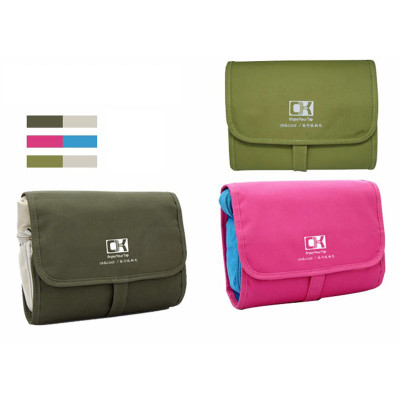 2021 Customs Portable Travel Makeup Cosmetic Bag Organizer Toiletry Bag