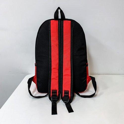 Fashion Sport design Printing Logo Leisure travel college school backpack bag