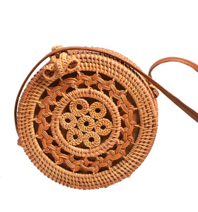 Autumn Winter wholesale woven rattan bags
