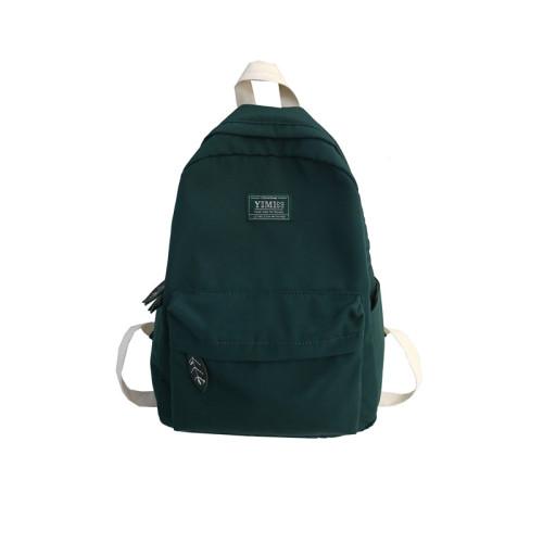 2020 Promotion Vintage Student Backpack College School Bags