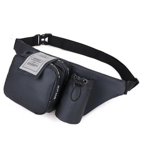Waterproof women sport cross body bag fashion waist bag chest bag