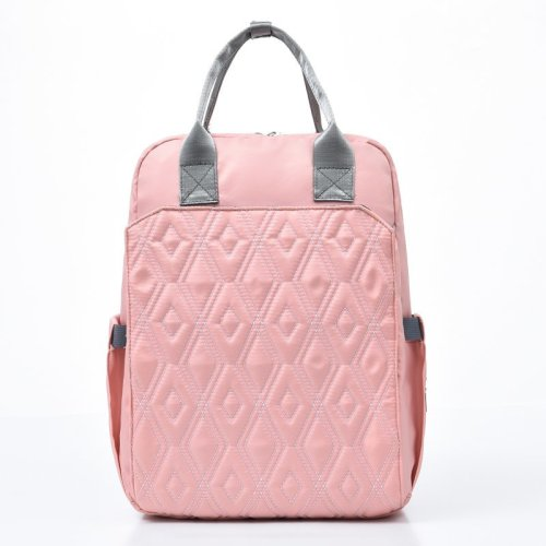 OEM design large capacity fashion diaper bag with crib traver bag backpack