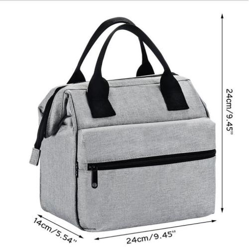 Wholesale Stylish Lunch Bag Portable Meal picnic outdoor cooler lunch bag