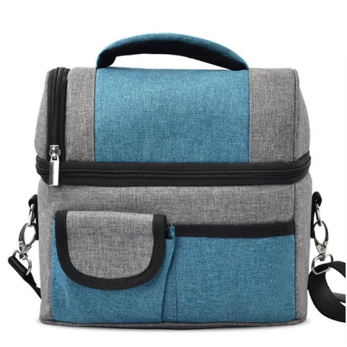 Stylish wholesale custom Oxford travel outdoor cooler lunch bag