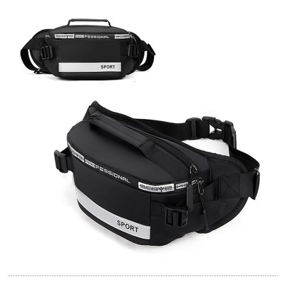 Waterproof crossbody shoulder bags fanny packs custom logo waist bag for men