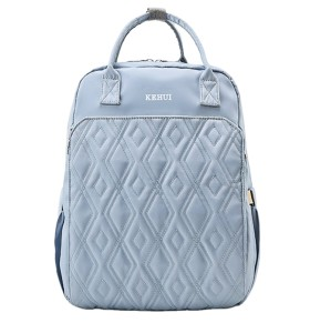 Custom High quality waterproof oxford travel mommy diaper bags