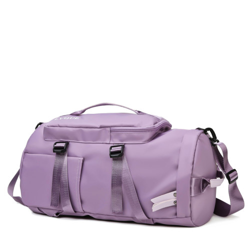 large 2 in 1 mens travel bags fashion duffel backpack