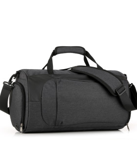 Fashion waterproof travel bags wet and dry duffel bag