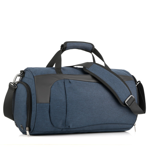 Fashion waterproof travel bags wet and dry duffel bags