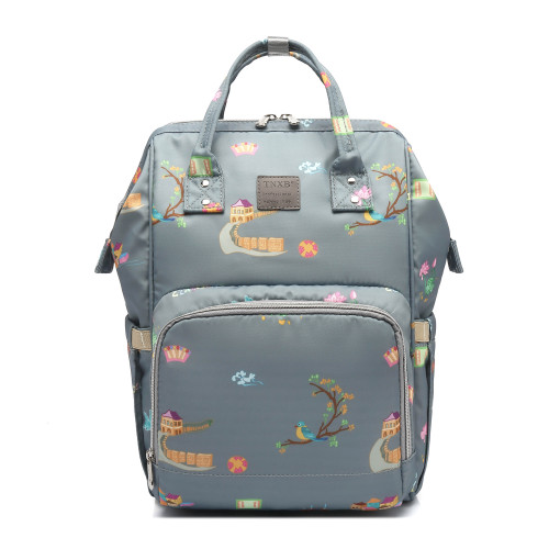 new protable multifunktions wickeltasche rucksack customized premium diaper bags mommy baby bags
