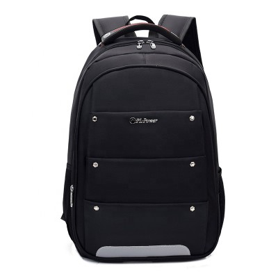High quality muti-function business unisex laptop school backpack bag