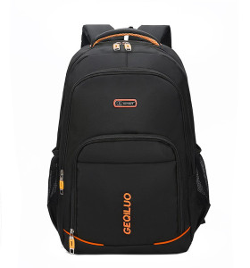 wholesale custom Casual travel slim waterproof computer backpack men's business backpack bag