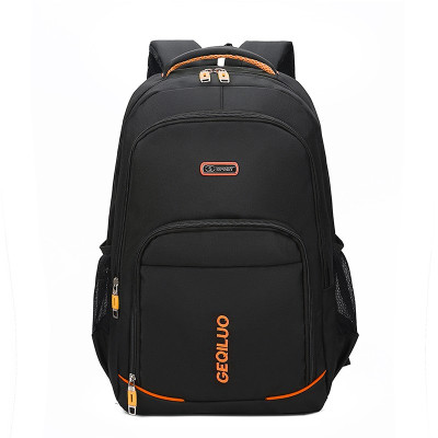 wholesale custom Casual travel slim waterproof computer backpack men's business backpack bags
