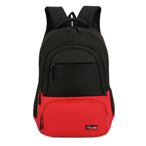 Custom logo men women black school oxford travel leisure laptop backpack