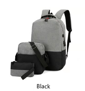 Laptop USB backpack Mochila de gran capacidad 16.5 inches fashion business large capacity backpack