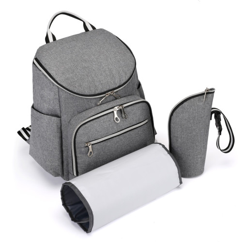 Multifunction Waterproof Mom bag Back Pack Nappy Changing Bag Mummy Baby Diaper Backpack