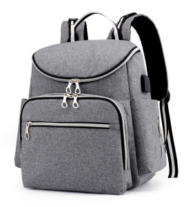 Multifunction Waterproof Mom Back Pack Nappy Changing Bag Mummy Diaper Bag Backpack Baby Diaper for Baby Care Bag