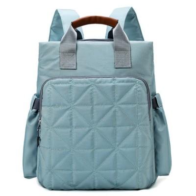 2021 custom storage bag baby nappy bag backpack Diaper Bags