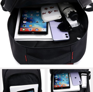 Smart Anti Theft Backpack Office Bags Waterproof Backpack Laptop for men with Laptop Compartment
