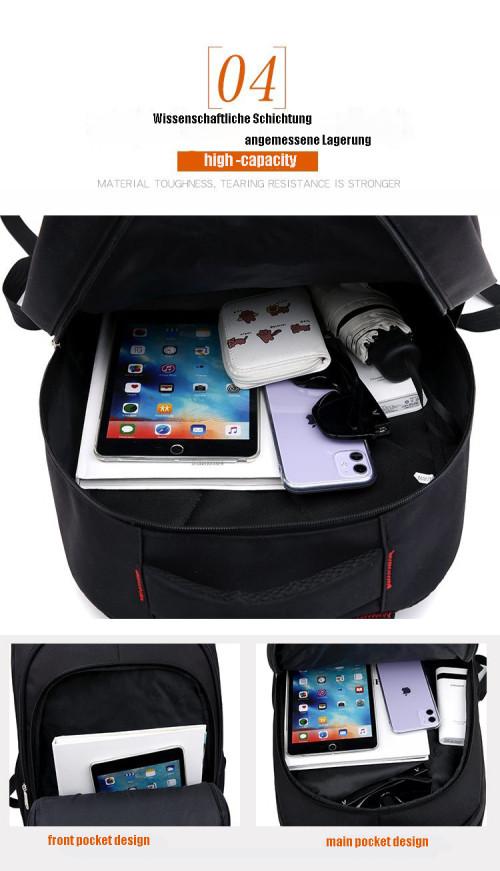 free samples backpacks oxford waterproof business travel Rucksack laptop bags for men backpack with 15.6