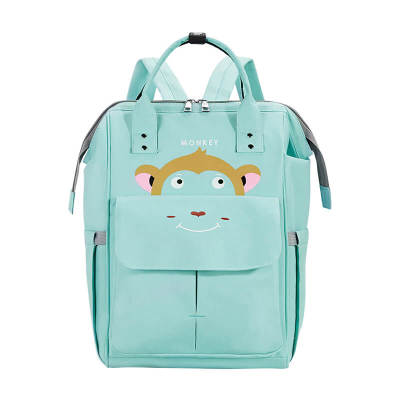 foldable nylon backpack custom logo any color waterproof mummy backpack new fashion style backpack