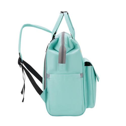 foldable nylon backpack custom logo any color waterproof mummy backpack new fashion style backpack