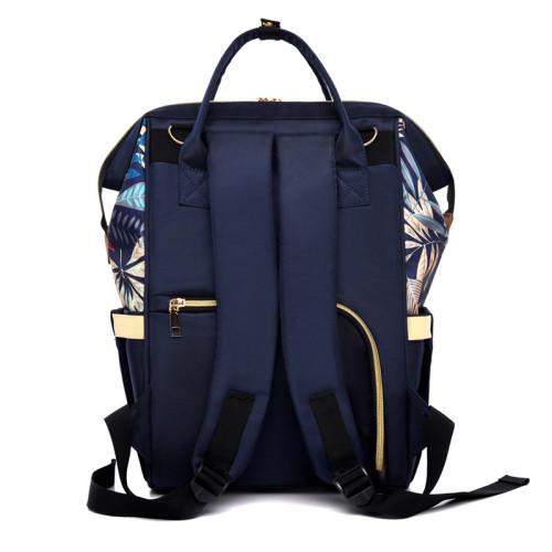 hot sale oxygen custom logo travel women mummy backpack diaper backpack smooth zipper bags