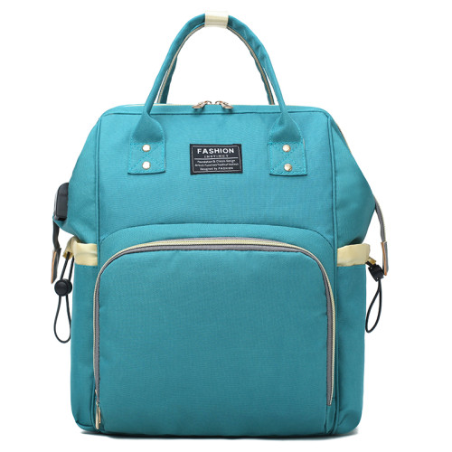 Diaper Bag With Changing Station sac a langer bebe Waterproof Oxford Diaper Bags Mommy Baby Bag With Sleeping Bed