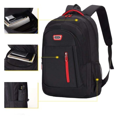 Softback Travel Business Laptop Backpack  Rucksack Computer Trolley bag OEM ODM Waterproof Business Laptop Backpack