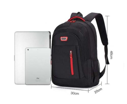 Softback Travel Business Laptop Backpack  Rucksack Computer Trolley bag OEM ODM Waterproof Business Laptop Backpack