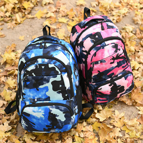 University Bags Designer Laptop Backpacks zaino Rucksack Design Polyester Multifunctional Laptop Bags Backpack mens