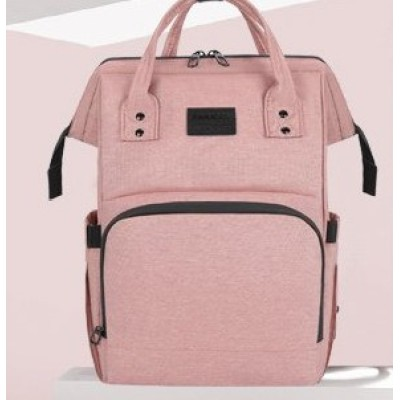 Multifunctional Custom Waterproof Travel Mom Back Pack Nappy Changing Bag Fashion Mommy Backpack Baby Diaper Bag