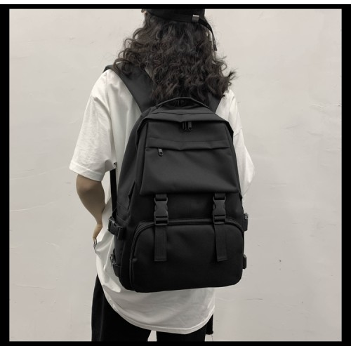 High Capacity School Laptop Backpack  Smart Computer Students Laptop Backpacks with USB porting