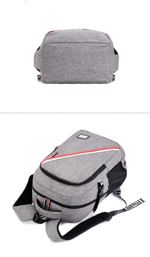 Anti Theft Backpack Laptop Rucksack  Durable Computer Bags Laptop Travel Backpack with USB port