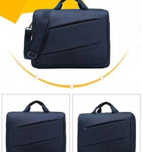 Office Business Laptop Shoulder Bag sac a dos mochilas Custom Logo High Capacity Luxury Laptop Computer Bag