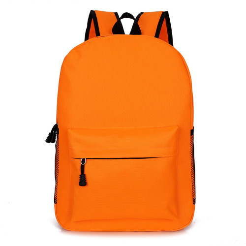 Preppy Style backpack customizable logo print colorful  student backpack bags