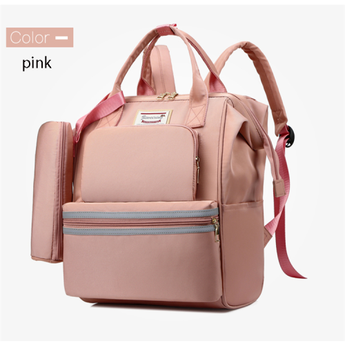 Oxford custom diaper bags waterproof  backpack fashion traveling leisure outdoor backpack nappy bag