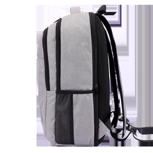Custom design waterproof sport bags USB fashion backpack man