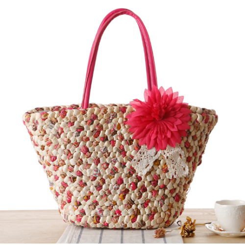 2021 fashion hot sale wholesale summer straw beach bags