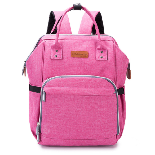outdoor travel waterproof large mother Mama Rucksack baby bag crib diaper backpack