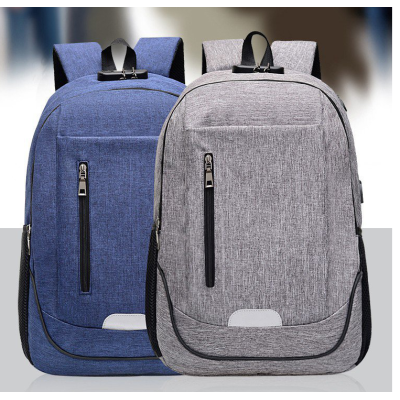 Unisex Design Laptop Backpack  Multifunctional Office 15.6 Inches College Bags Laptop Backpack with USB porting