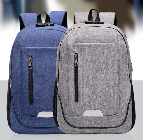 Unisex Design Laptop Backpack mochila Multifunctional Office 15.6 Inches College Bags Laptop Backpack with USB porting