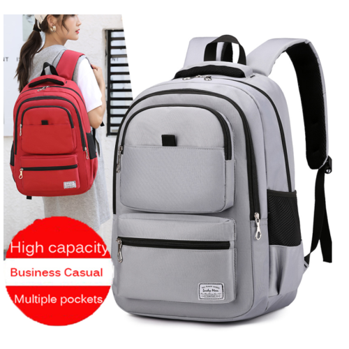 High-Capacity Multifunctional Laptop Backpack mochila Travelling Business Softback 15.6 Inches School Bags Laptop Backpac