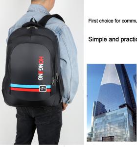 Modern Design Laptop Backpack Softback Student Unisex High-Capacity University Bags Laptop Backpack